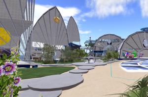 Skylabs development area