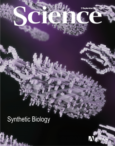 Equinox Graphics on the cover of Science