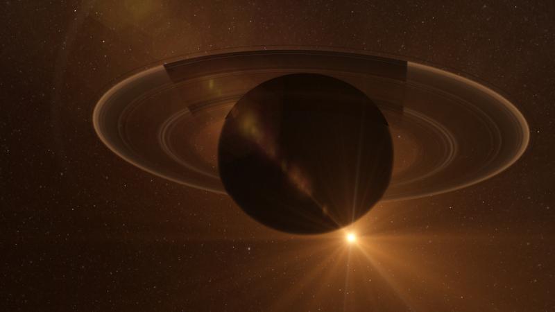 Saturn animations