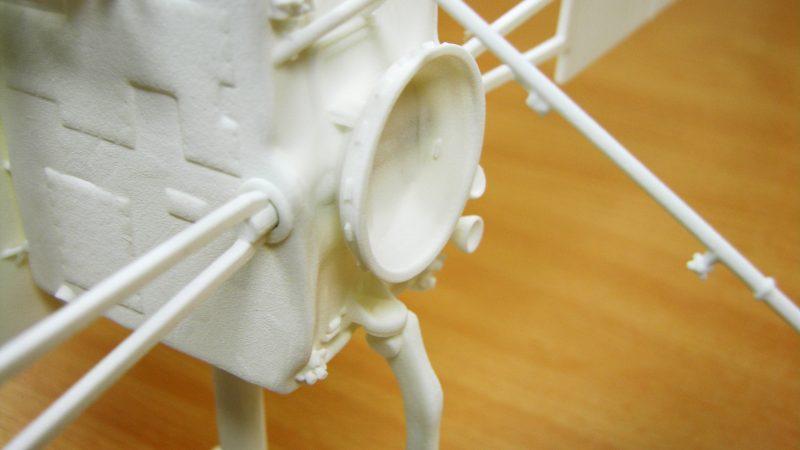 3D printed Solar Orbiter