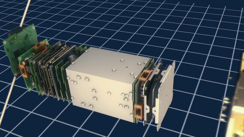 STRaND-1 nano-satellite