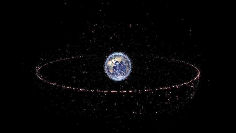 SPL's clip of the week (space debris)