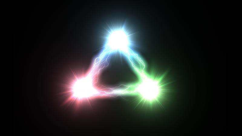 Epic zoom – atom to galaxy