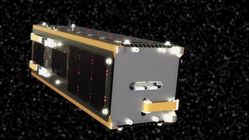 Alsat Nano launch for Surrey Space Centre
