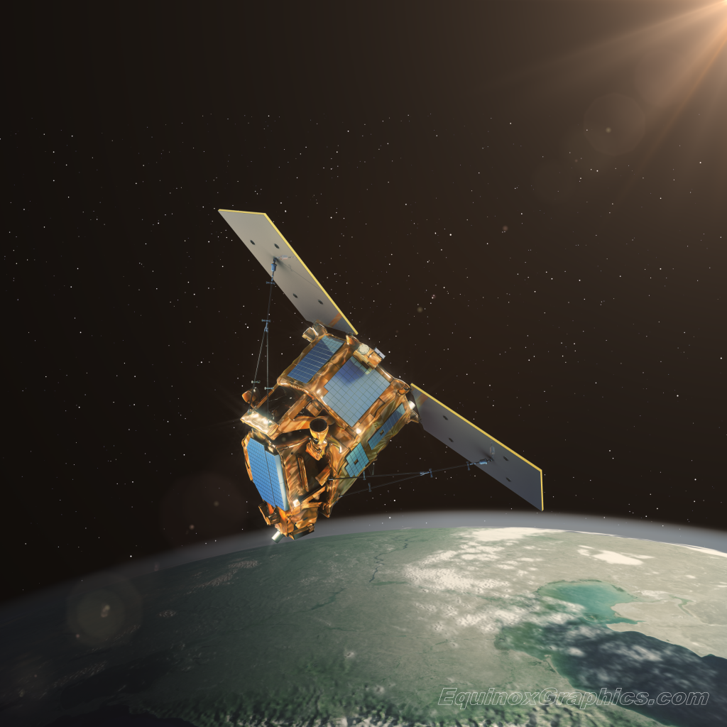 FLEX satellite