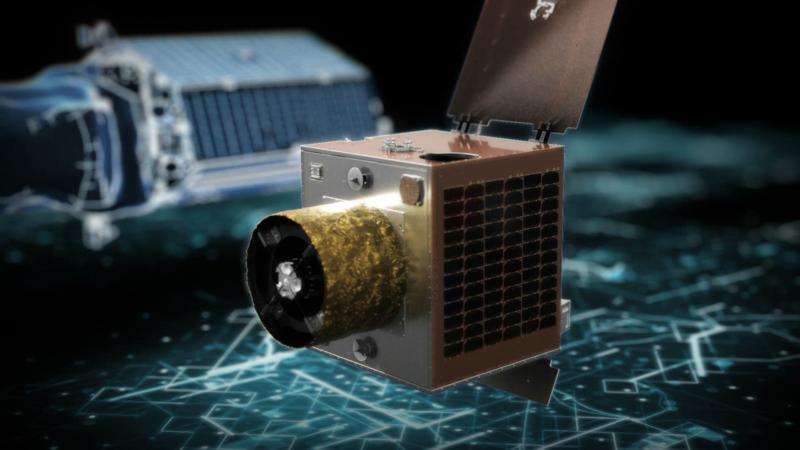 Earth-i satellite animations
