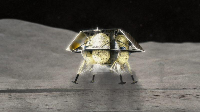 Update to SSTL / Goonhilly Lunar Pathfinder space mission